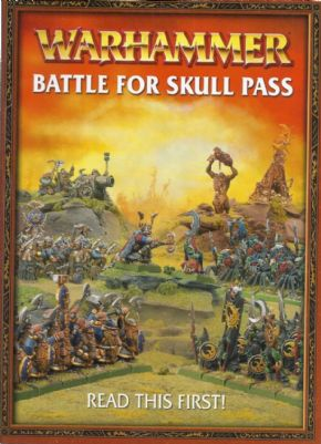 Warhammer Battle for Skull Pass Read this First! (2006)
